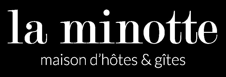 Logo La Minotte - Maison d'hôtes & gîtes