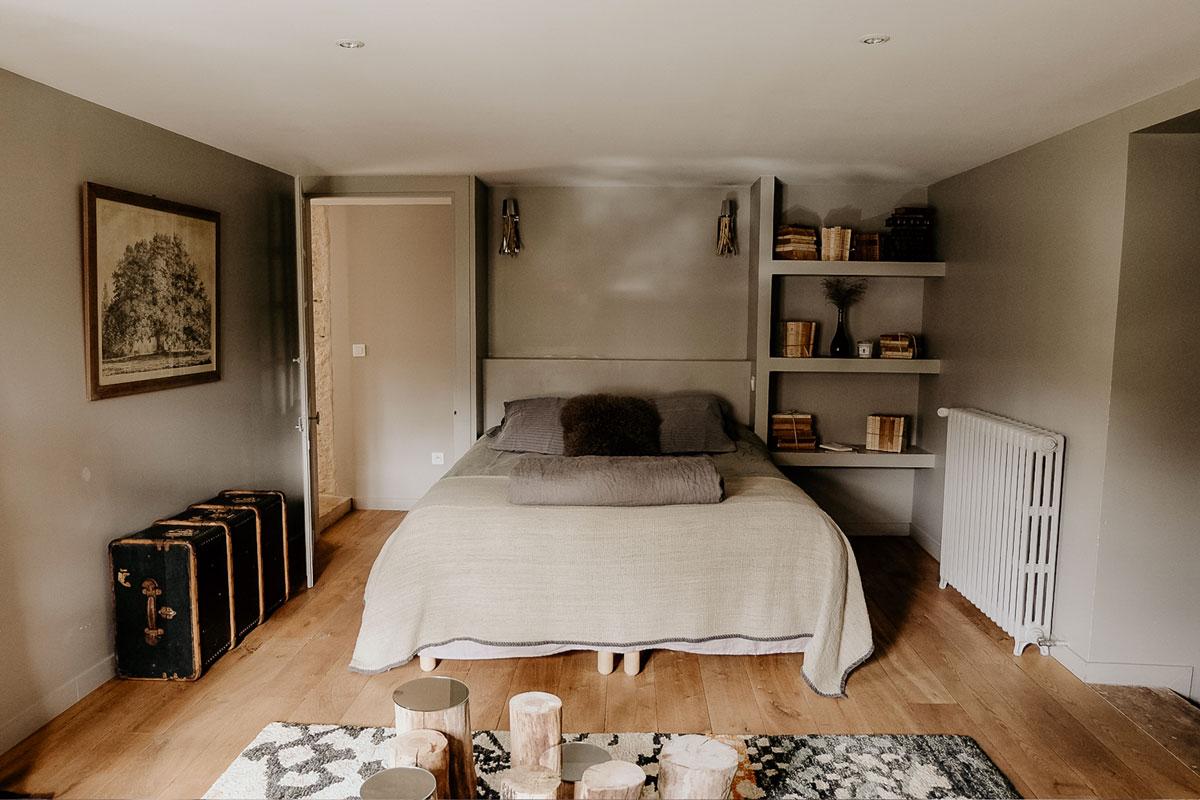 Maison d'hôtes & gîtes proche de Paris - Loft Georges - La Minotte