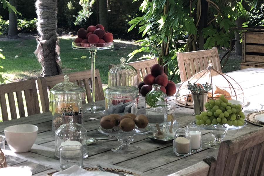 La Minotte - La Table - Petit-déjeuner