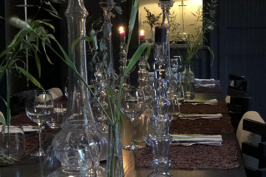 La Minotte - La Table - Table d'hôtes
